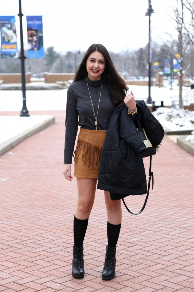 Kent State Street Style