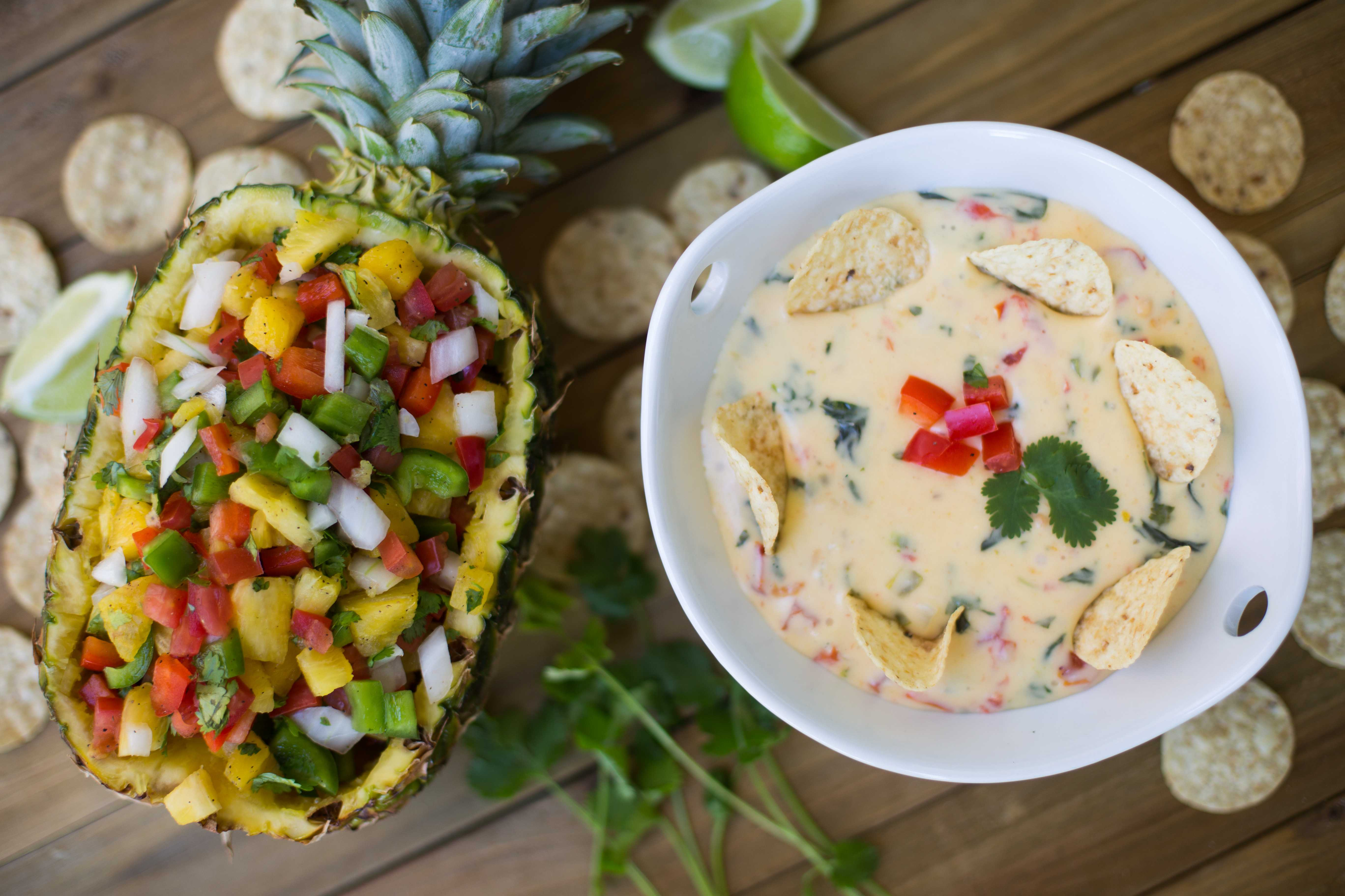Simple Summer Party Foods