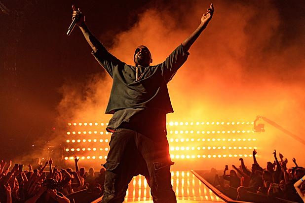 Concert in Review: Kanye