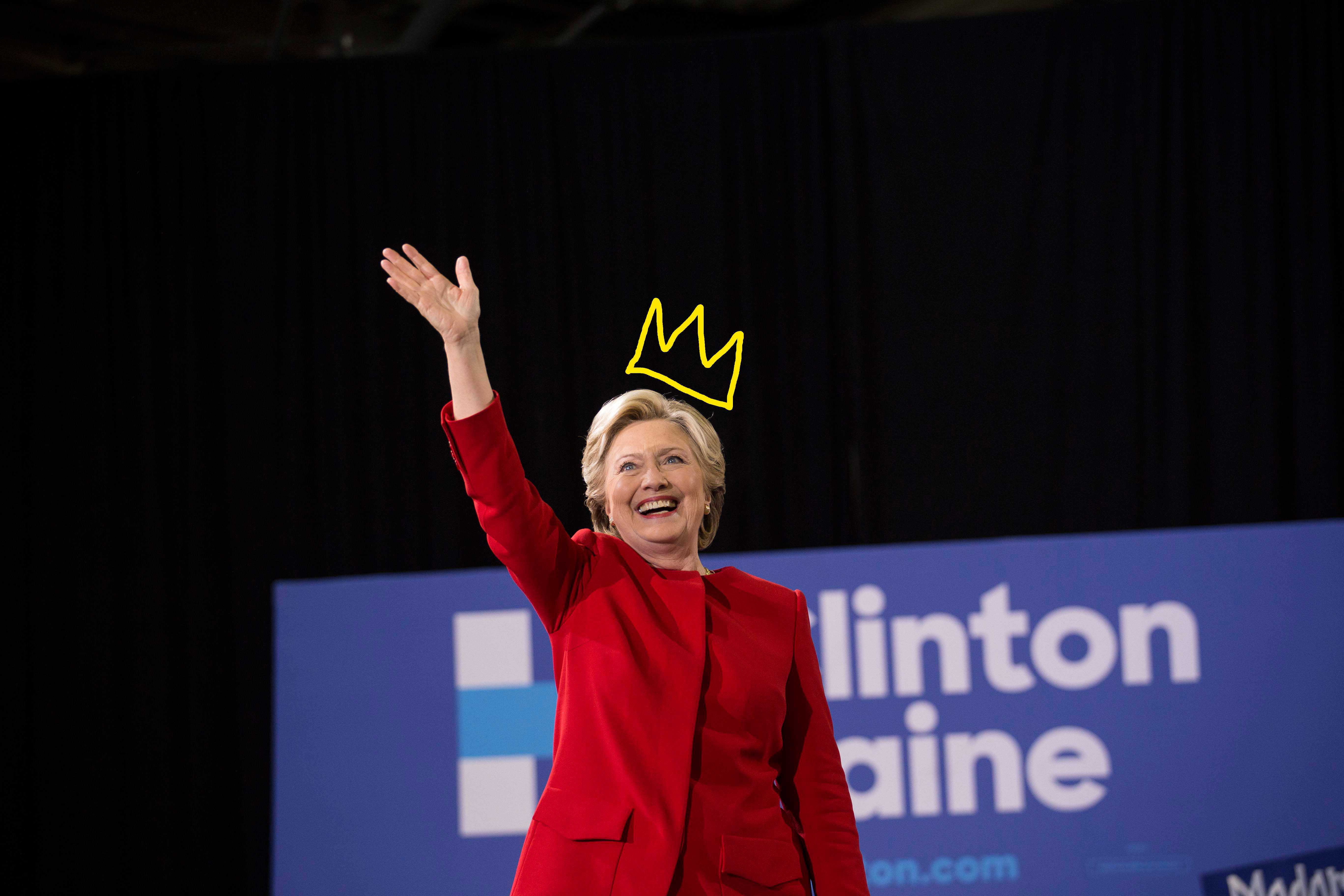 22 Things we loved at the Hillary rally at Kent State