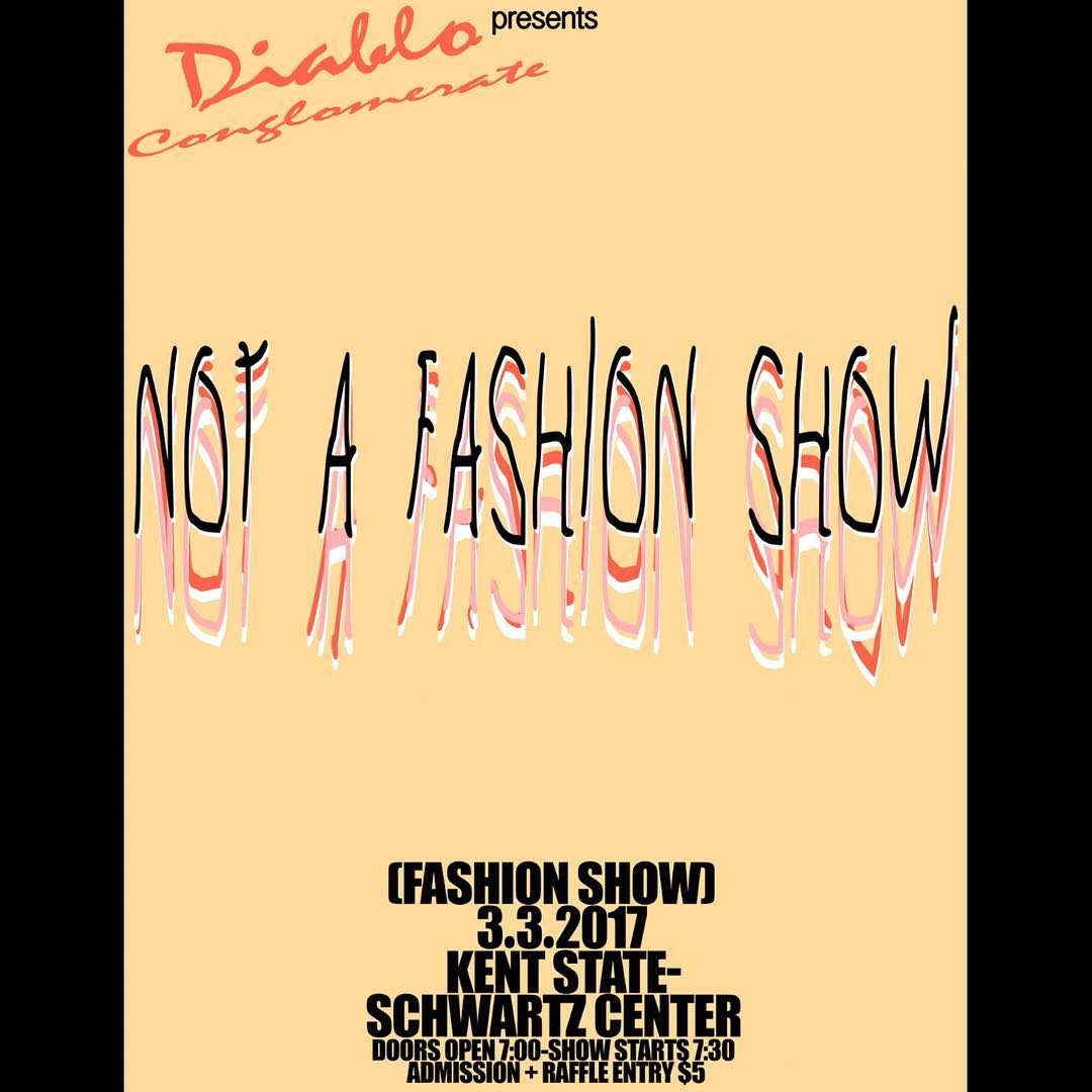 """Diablo Conglomerate Clothing: """"Not a Fashion Show"""""""