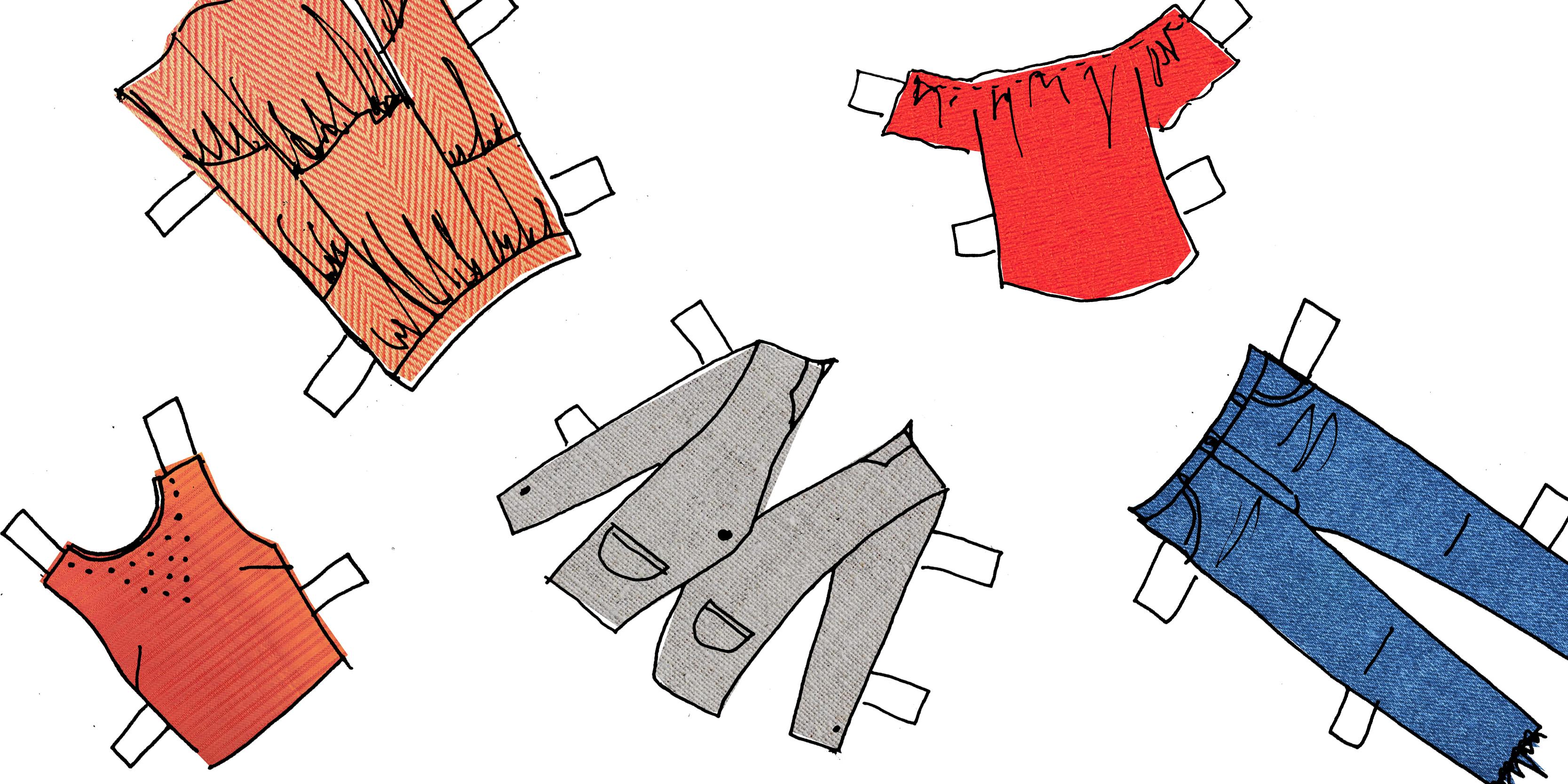 The Sociological Influence On Fashion A Magazine