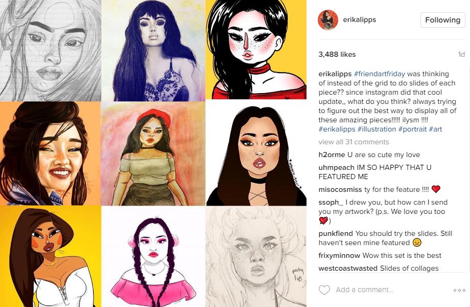 Erika Lipps: Rise to Instagram Fame