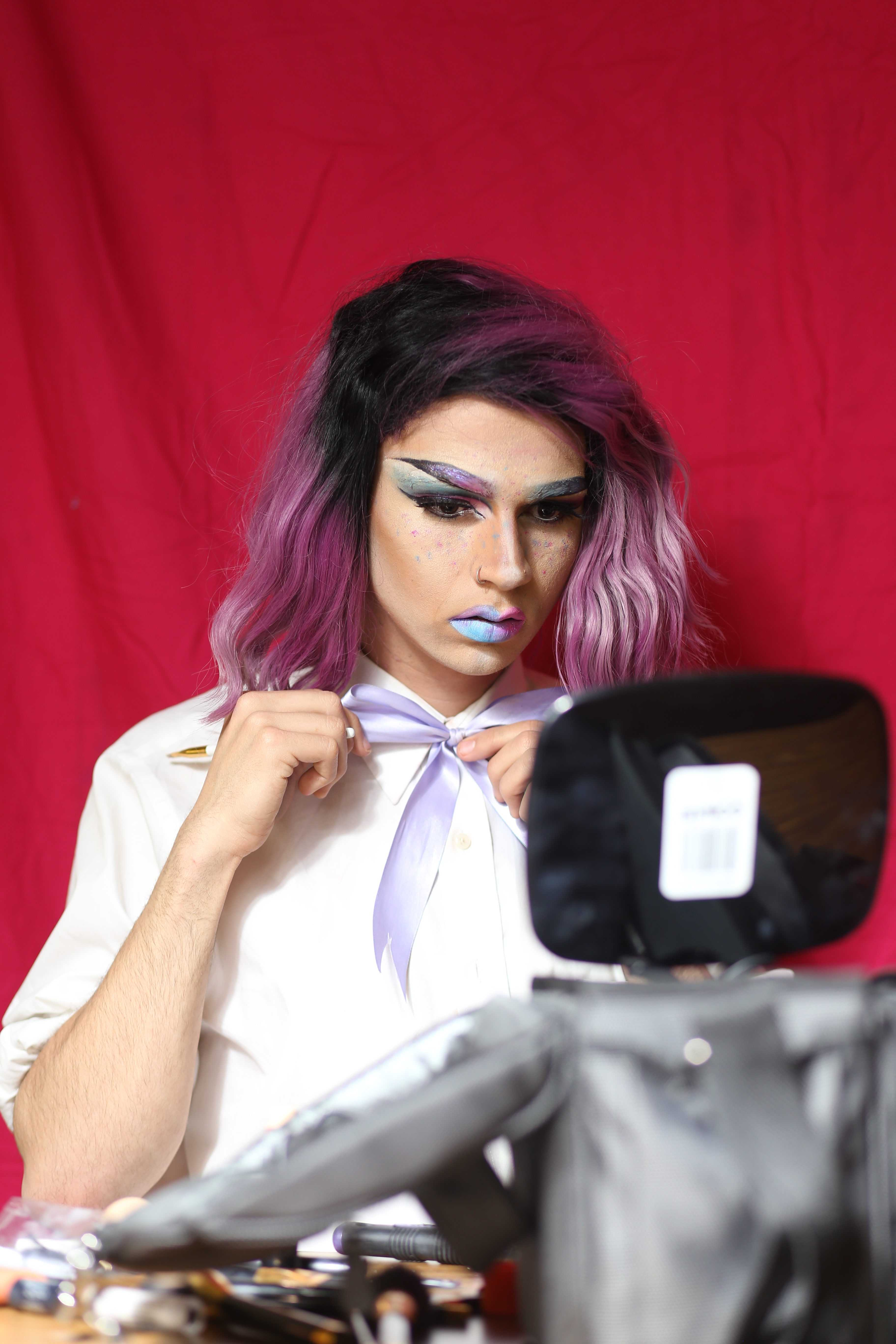 Kent State Student Shows True Colors Through Drag
