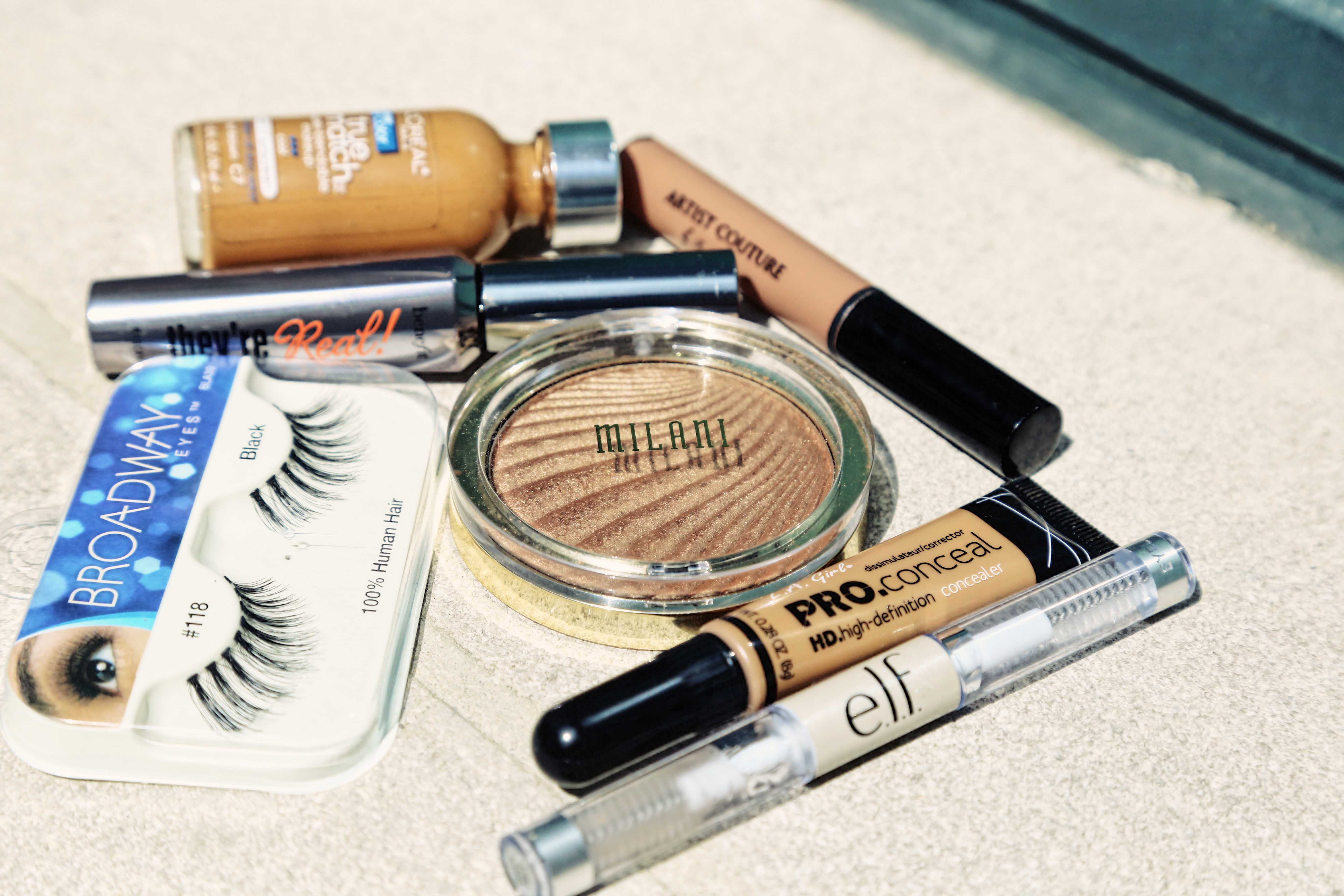 The College Girl's Guide to Makeup