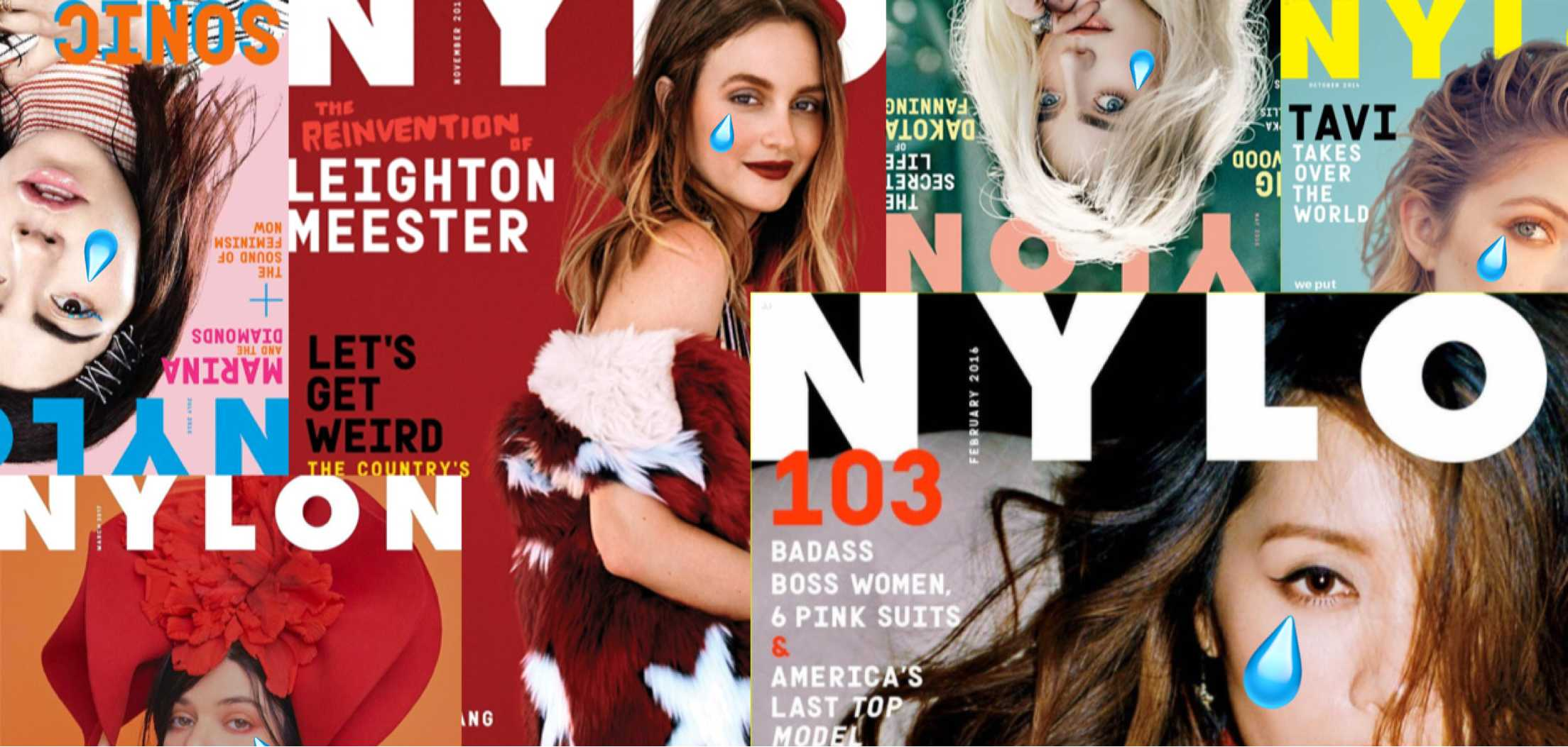 NYLON Goes Digital