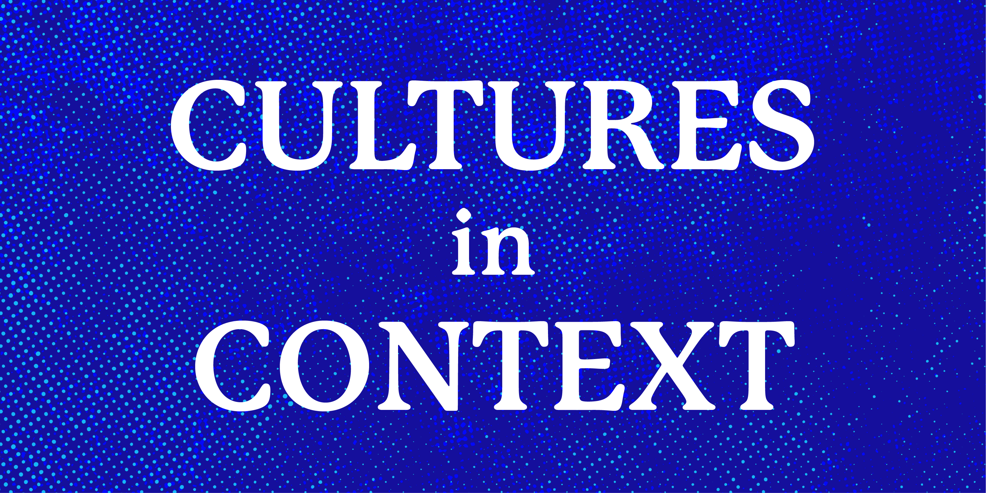 Culture in Context