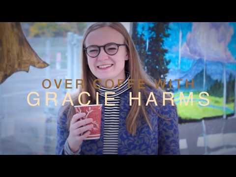 Over Coffee With: Art Director- Gracie Harms